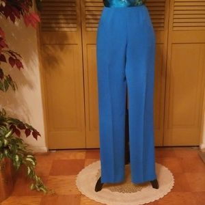 Dana Buchman Pants - Dana Buchman Silk Slacks (See measurements)